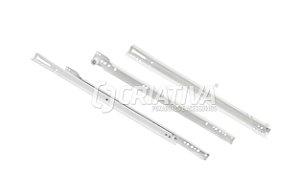 Criativa - Corrediça Branca - 450mm - 10.30.0005