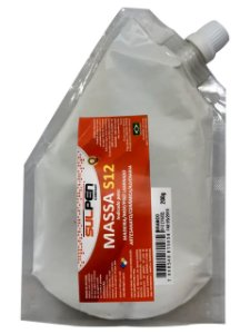 Sulpen - Massa para Madeira S12 (1522) Pote / Stand Up 200g BRANCO