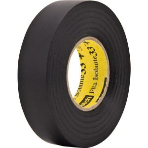 3M - Fita Isolante 19mm x 20m - SCOTCH 33+