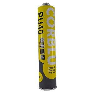 CORBLU - Silicone Selante PU40 Cinza - 360g