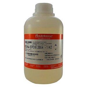 Redelease - Resina Epoxi 2004 (01 KG) (SEM endurecedor)