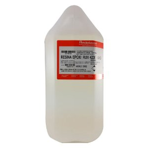 Redelease - Resina Epoxi RUV 4230 (05KG) (SEM endurecedor)