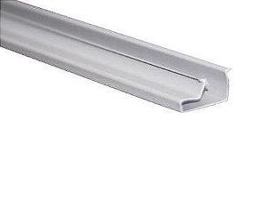 Alfani - Canaleta de PVC - 2,75 Mts - Branco p/ Painel Canaletado