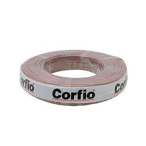 Corfio - Rolo Cabo Flexível 750V 02,50mm 100MT Marrom - Antichama BWF   (ftz)