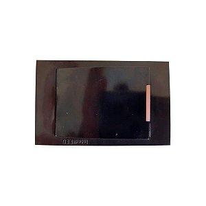 INTERNEED -  (MOBILAR-065227) - Conjunto Tecla Simples Preto - 36mm - (ftz)