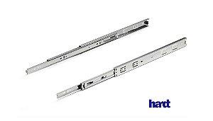 Hardt - Corrediça Telescópica H35 17kg - 25cm - Zincado - B3510ZN