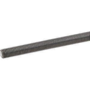 Açopar - Barra Rosc Inox - 06,35mm - 1/4 x 1000mm Unitário a Granel