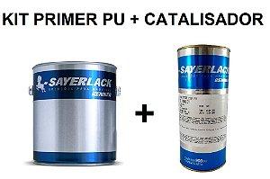 Sayerlack - Kit Primer PU Universal Branco (3,6L) + Catalisador