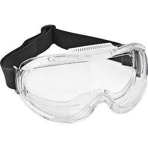 Vonder - Óculos de segurança ampla visão Splash incolor