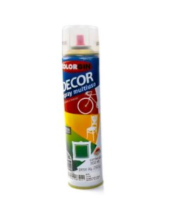 Colorgin - Verniz Spray Decor 360ml - 8791