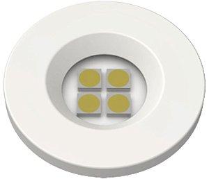 Artetílica Nuze Luminária Pontual Circular D35 5000K E521.B