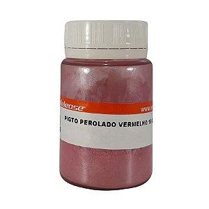 Redelease - Pigmento Perolado Vermelho - 15g