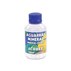 Acrilex - Aguarrás Mineral - 100ml