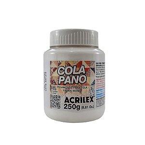 Acrilex - Cola para Tecido 250g - Cola Pano