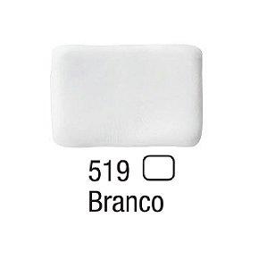 Acrilex - Massa p/ Biscuit  500g - Branco (519)