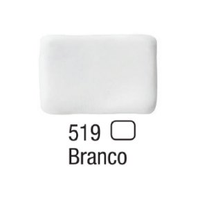 Acrilex - Massa para Biscuit 90g – Branco (519)