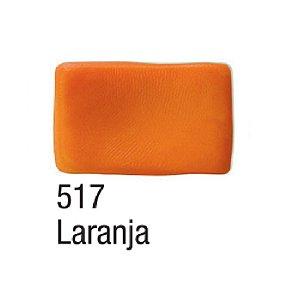 Acrilex - Massa para Biscuit 90g – Laranja (517)