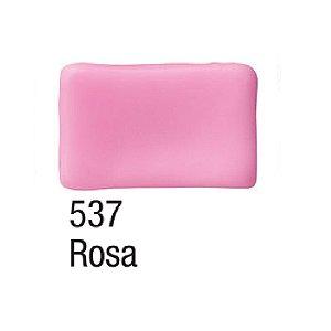 Acrilex - Massa para Biscuit 90g – Rosa (537)