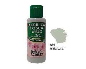 Acrilex - Tinta Acrílica Fosca 60ml - Areia Lunar (879)