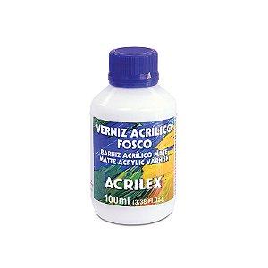 Acrilex - Verniz Acrilico Fosco - 100ml