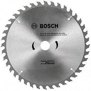 Bosch - Disco de Serra Circular ECO D235 x 40T