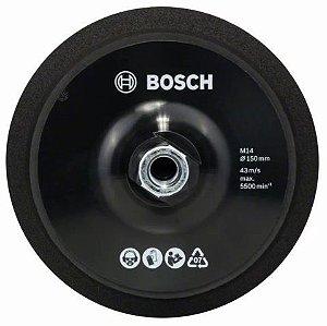 Bosch - Prato c/ Velcro M14 D150 mm