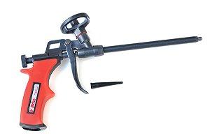 Akfix - Pistola Aplicadora de Espuma - (P-10) (Teflon Vermelha)