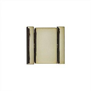 Criativa - Puxador Gangorra p/ Móveis  - 32mm - Zamac - Dourado - 50.04.0009-44