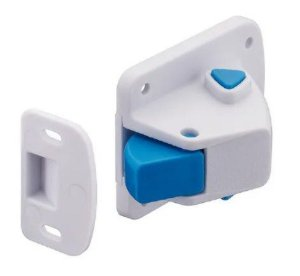Hafele - Fechadura Safefix Magn - V2 - 49x38x28 - Plastificado