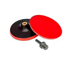 MTX - Suporte de Boina com Velcro para Furadeira 125 mm - 13720