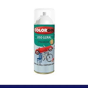 Colorgin - Tinta Spray Verniz Premium Uso Geral 400ml - Incolor - 57051