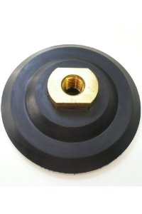 Norton - Suporte para Disco Diamantado Flexível Brilho D'Água 100X14mm