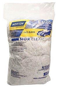 Norton Granel - Estopa para Polimento 400g - 1 Unidade