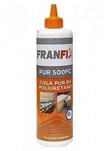 Franfix - Cola Líquida Poliuretano PUR 500FC - Cura Rápida - 500g