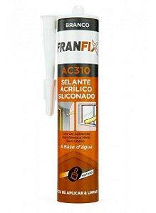 Franfix Selador de Silicone Base D'Água AC310 Branco - 500g
