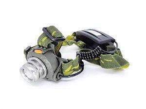 JYX - Lanterna de Cabeça - CREE LED - Com Sensor - JY-8828