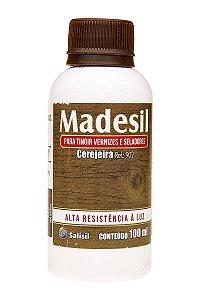 Salisil - Tingidor de Vernizes e Seladores Madesil - Cerejeira 100ml