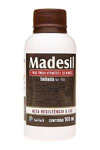 Salisil - Tingidor de Vernizes e Seladores Madesil - Imbuia 100ml