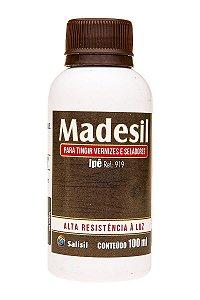 Salisil - Tingidor de Vernizes e Seladores Madesil - Ipê 100ml