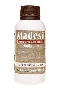 Salisil - Tingidor de Vernizes e Seladores Madesil - Marfim 100ml