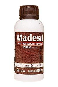 Salisil - Tingidor de Vernizes e Seladores Madesil - Pinhão 100ml