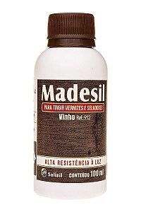 Salisil - Tingidor de Vernizes e Seladores Madesil - Vinho 100ml