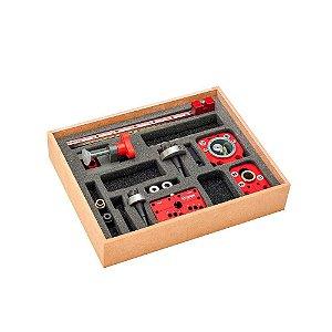 Kit Gabarito Combo Minifix Plus 47 - Zinni