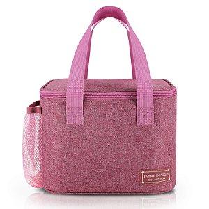 Bolsa Térmica Rosa - Jacki Design