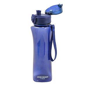 Garrafa Squeeze 550ml Azul - Jacki Design