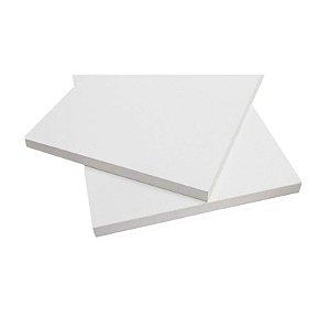 DiCarlo - Prateleira Roma Branca - 100 x 25cm - 1171FPA01.0092
