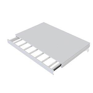DiCarlo - Calceiro Retrátil c/ Prateleira Modular - Branco - 0306FPA01.0008