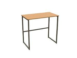 DiCarlo - Escrivaninha Delin Fendi - 80 x 45 x 75cm - 1166FPA23.0001