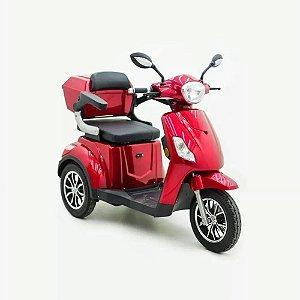 Triciclo Elétrico P/ Cadeirantes E Deficientes 600 Watts