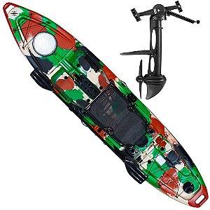 Caiaque Pesca Hook Pedal Power Drive Milha Náutica